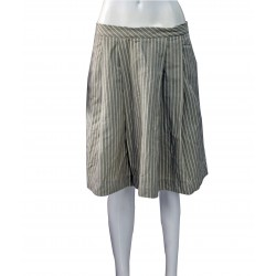 Arnica Short Skirt (Beige)