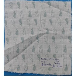 Organic Cotton Fabrics- Muslin