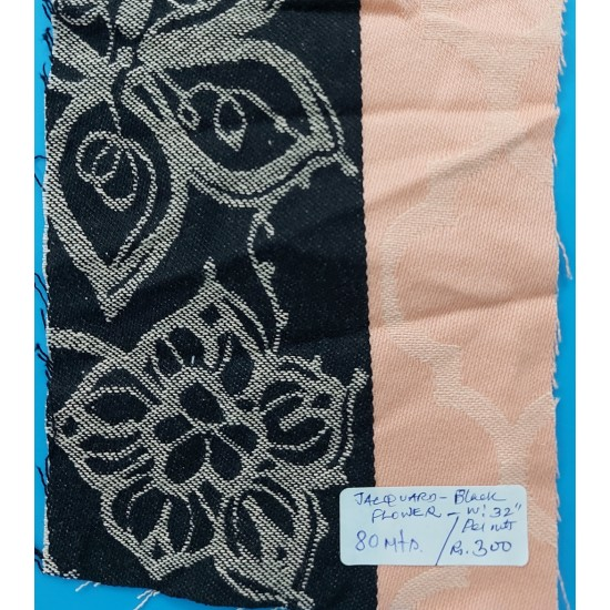Organic Cotton Fabrics- Jacquard