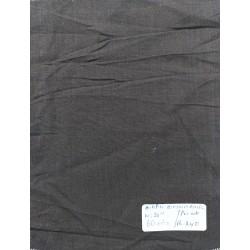 Organic Cotton Fabrics- Dobby weave dark Brown