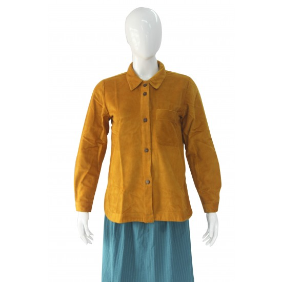 Shirts for women (Yellow)