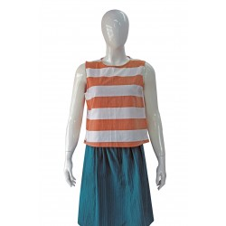 Tribet top (Orange)
