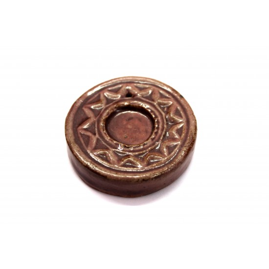 Chakra incense holder