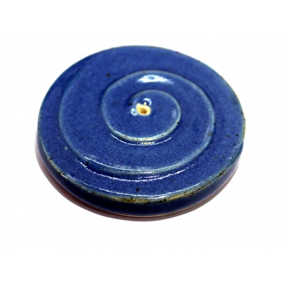 Circle incense holder