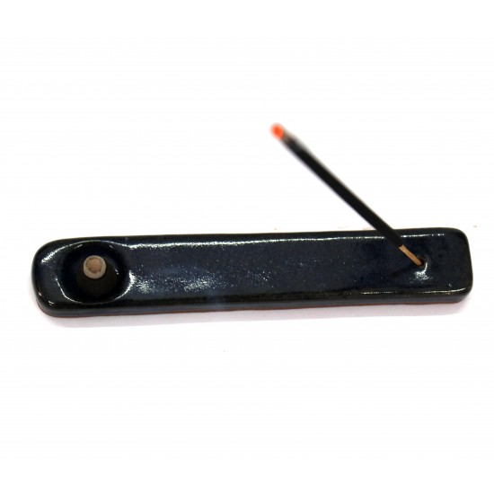 Rectangular incense holder